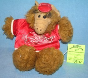 Vintage Alf Hand Puppet Toy