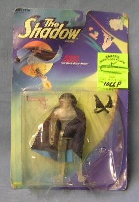Vintage Shadow Action Figure Ambush Shadow