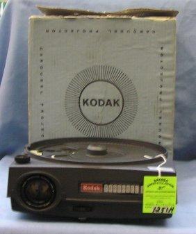 Vintage Kodak Carousel 800 Slide Projector