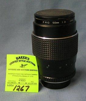 Vintage Zoom Lens