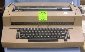 Vintage Ibm Electric 2 Typewriter