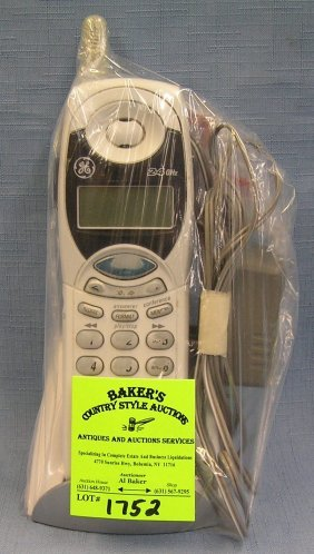 Ge Mobile Telephone