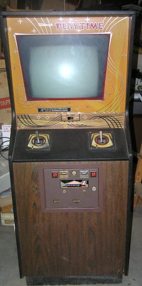 Play Time Arcade Game Made By Midway