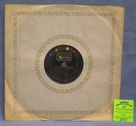 The Beatles Hard Day's Night Vintage Record Album