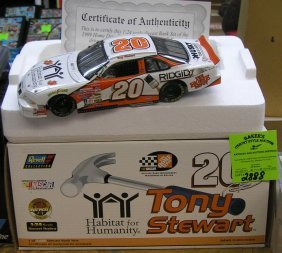 Nascar Tony Stewart Race Car #20