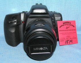 High Quality Minolta 35 Mm Camera