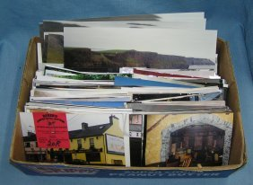 Vintage Photographs From Vacationing In Ireland