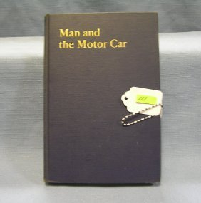 Early Man And The Motor Car Book First Edition