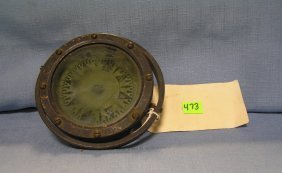 Early Wwi Military Compass