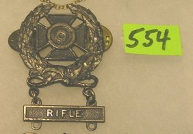 Rifle Marksman Badge