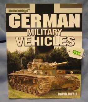 German Military Vehicles By David Doyle