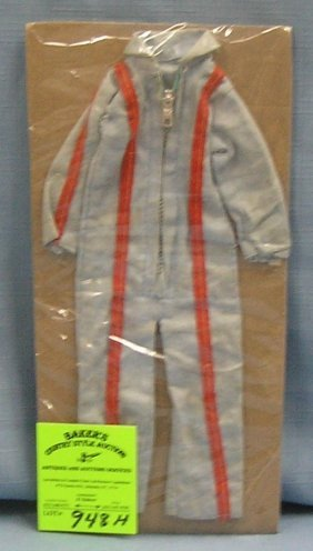 Vintage Action Figure Outfit Circa 1960's-70's