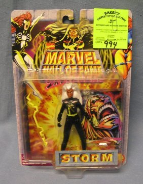 Marvel's Storm Action Figure Mint On Card