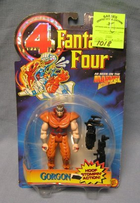 Fantastic Four Gordon Action Figure