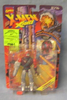 Vintage Xmen Action Figure: Commando