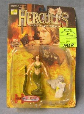 Vintage Hercules Action Figure: She Demon