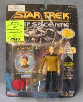 Star Trek Action Figure: Chief Miles O'brian