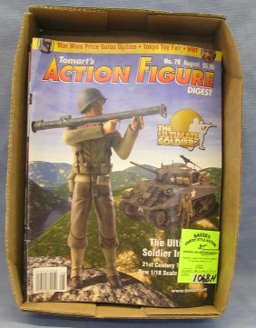 Action Figure And Toy Collectibles Magazines