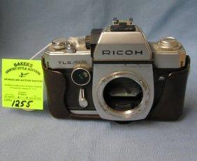 Vintage Ricoh Camera
