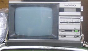 Vintage Magnovox Portable Tv