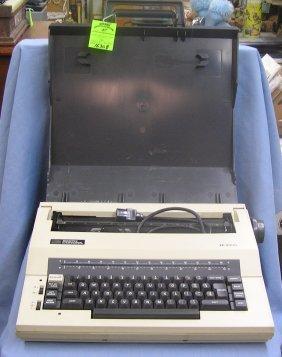 Vintage Smith Corona Electric Typewriter