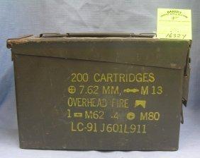 Wwii Ammo Box