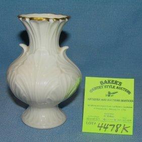 Vintage Signed Lenox Vase