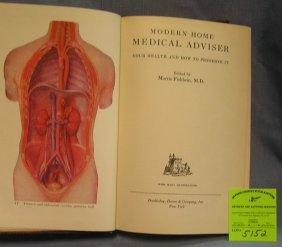 Modern Home Medical Advisor Illustrated