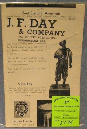 J.f. Day And Company Vintage Wholesaler's Catalog