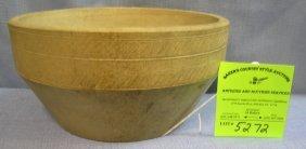 Early Stoneware Bowl