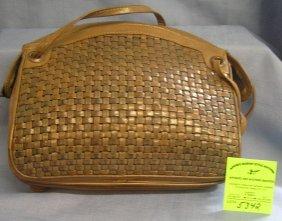 Quality Vintage Leather Handbag