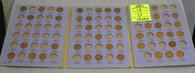 Early Lincoln Wheat Back Penny Starter Set