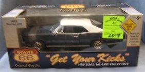 Vintage 1966 Pontiac Gto American Muscle Car