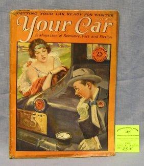 Early Your Car Motor Car Magazine