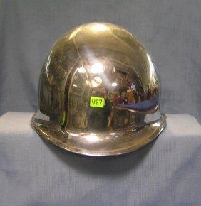 Vintage Wwii Marine Corps Dress Helmet
