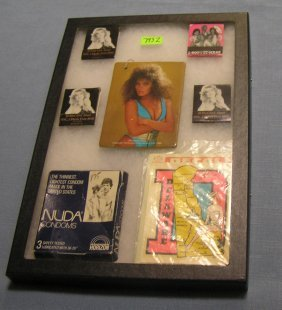 Group Of Erotica Collectibles