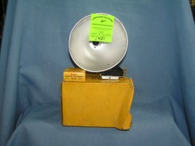 Vintage Kodak Flash Holder Kit With Original Box