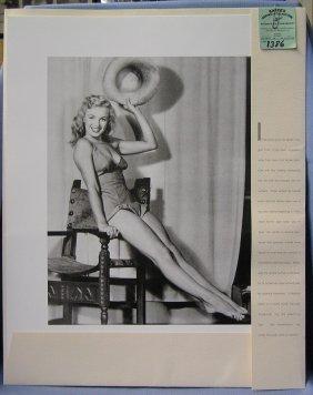 Playboy Marilyn Monroe Special Poster Set