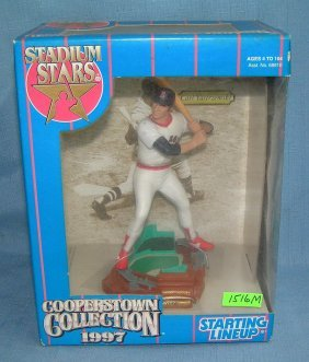Carl Yastrzemski Baseball Sports Figure