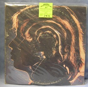 Vintage Rolling Stones Hot Rocks Record Album
