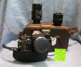 Professional Quality 35mm Camera Kit