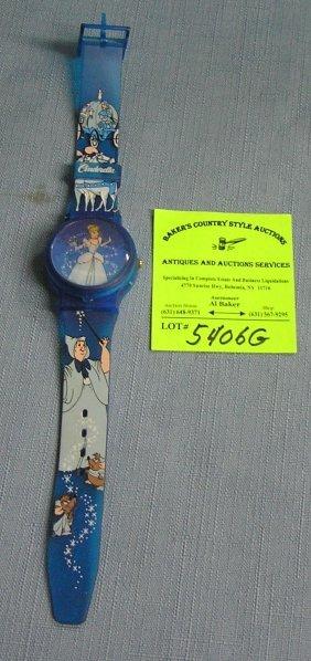 Vintage Cinderella Wristwatch