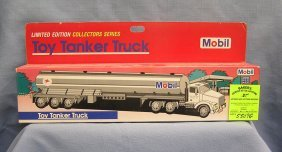 Mobile Toy Tanker Truck