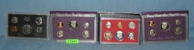 Group Of Us Proof Coin Sets