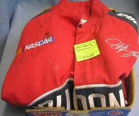 Vintage Jeff Gordon Nascar Jacket