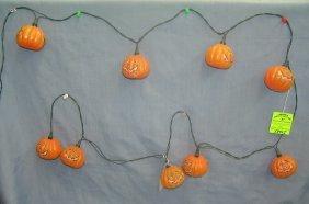 Jack O' Lantern Halloween Lights