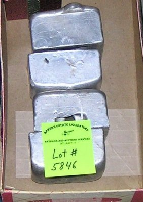 Pair Of Liberty Bell Shaped Candle Or Chocolate Molds