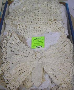 32 Piece Vintage Linen Group