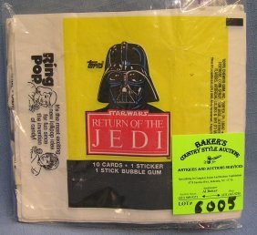 Large Group Of Vintage Star Wars Movie Photo Card