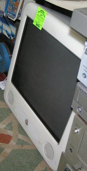 Vintage Apple Mac Computer